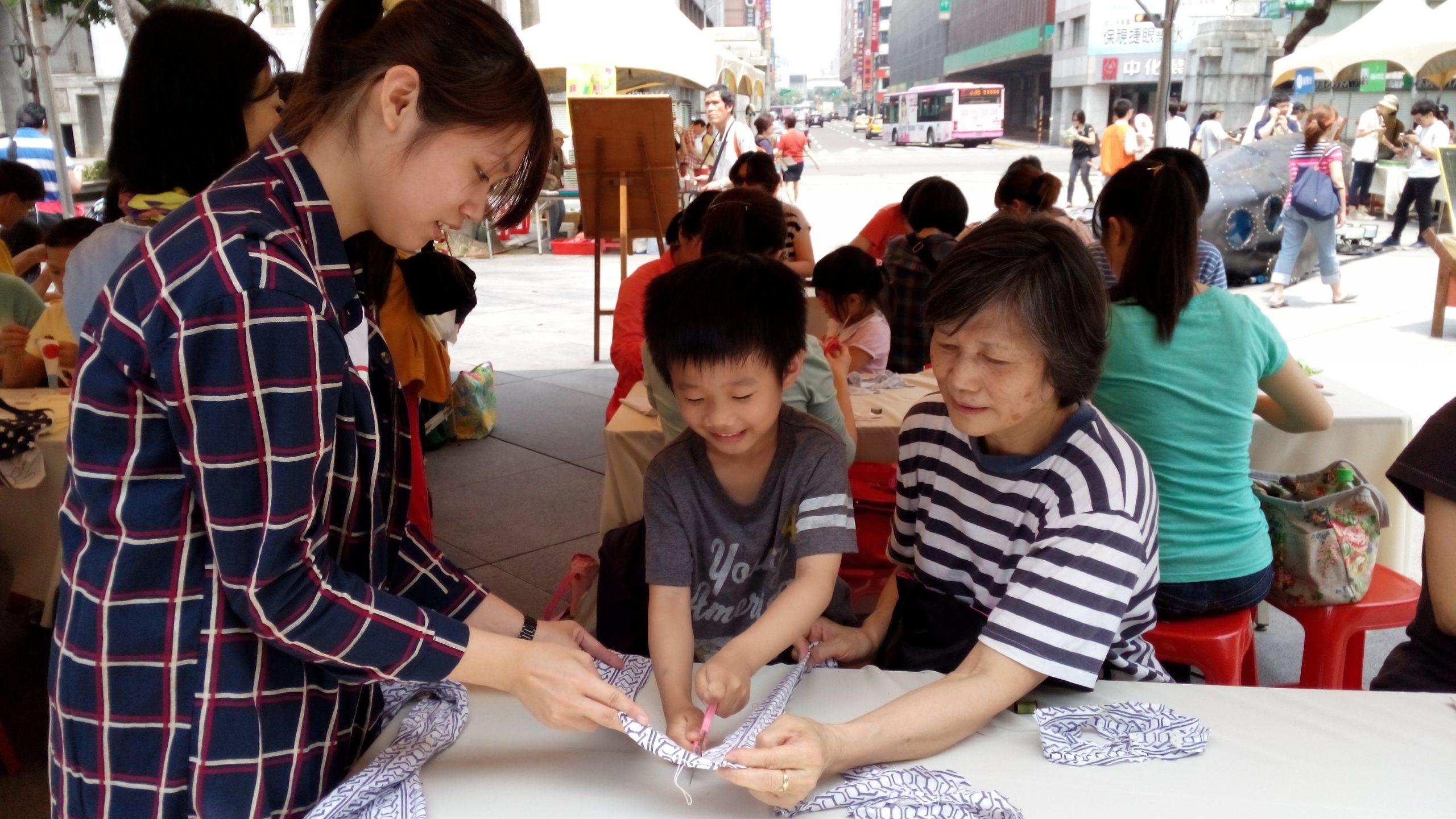 2014台北地球日!!修理站活動紀實